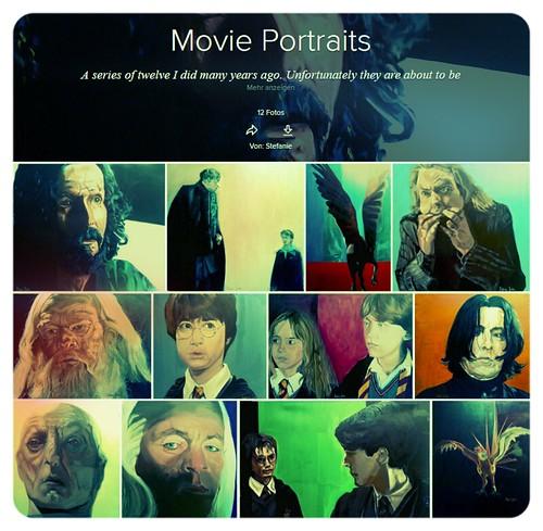 Movie Portraits
