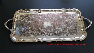 Worn Copper Tray | by PureGoldPlating