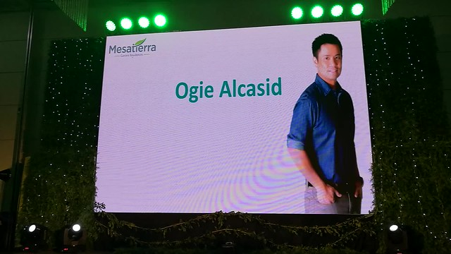(Video) DavaoLife.com | Ogie Alcasid - Welcome Home at MesaTierra Garden Residences in Progressive Davao City