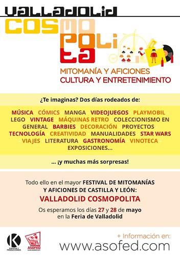 Valladolid Cosmopolita contenido