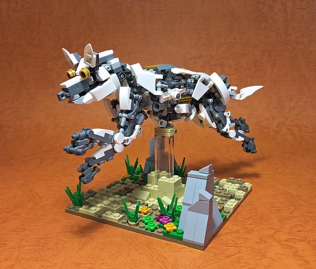 LEGO Mech Coyote-01