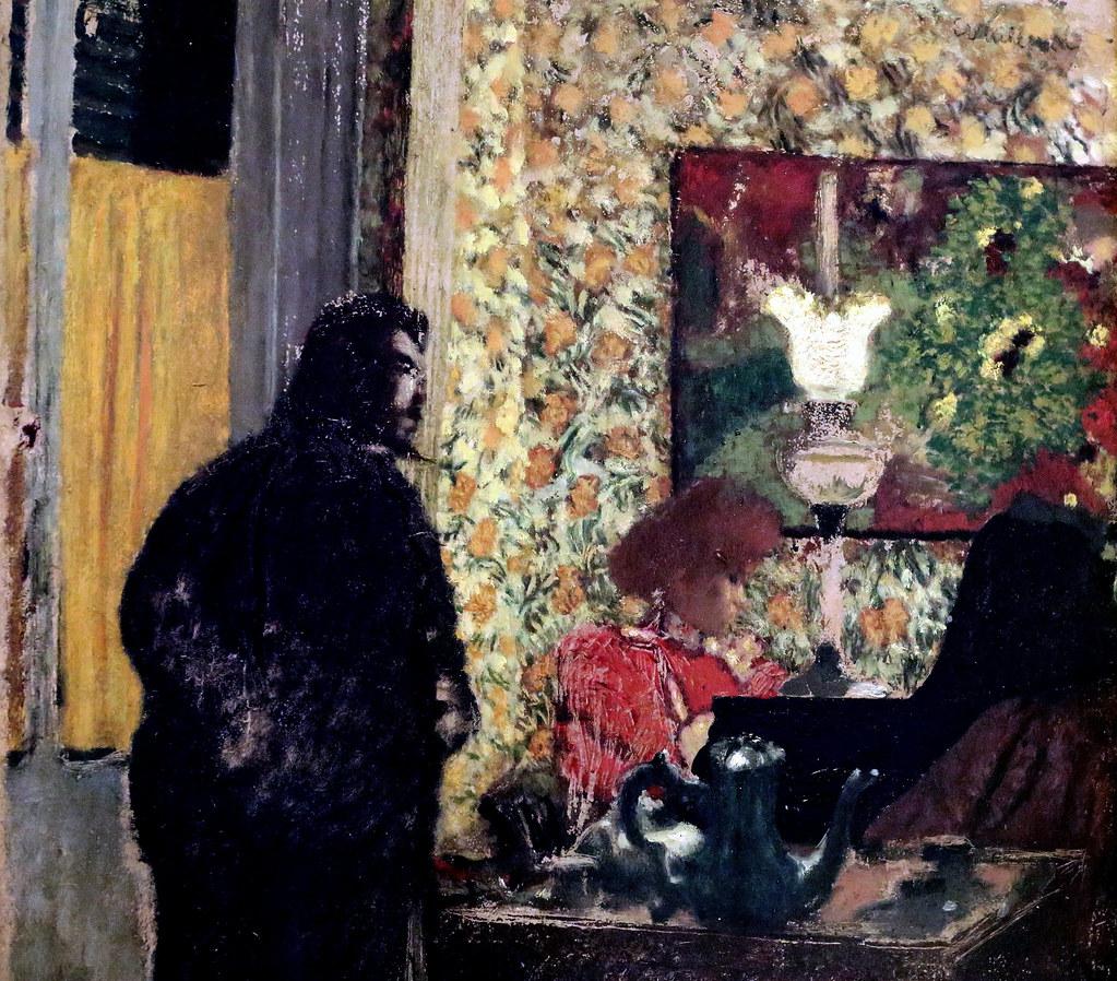 IMG_6316FB Edouard Vuillard. 1868-1940. Paris. Intérieur a… | Flickr