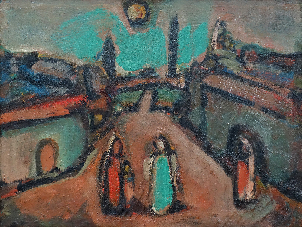 Under One Sky 51_Rouault