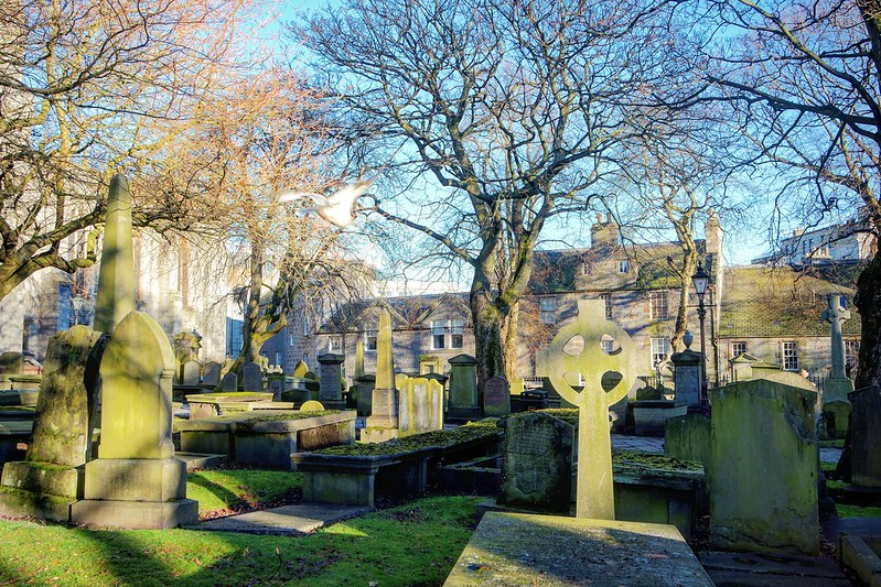 Cementerio de St Nicholas