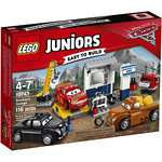 LEGO Cars 3 - 10743 Smokey's Garage