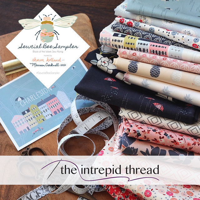 A Sewcial Bee Giveaway with The Intrepid Thread