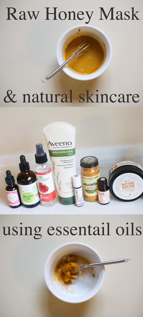 Super informative post about Natural Skin Care with tips and tricks using Natural Products and Essential Oils.