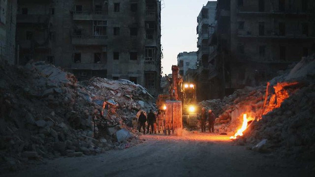 Image from Last Man in Aleppo