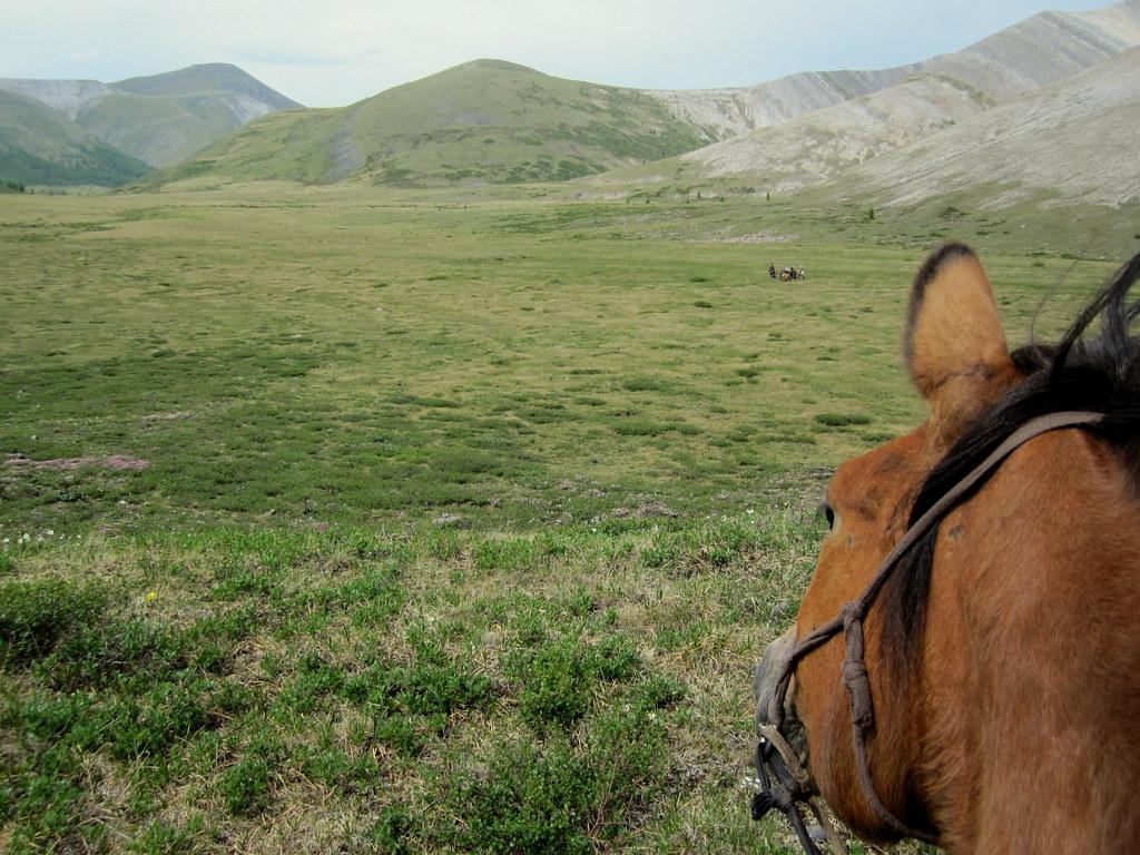 Mongolia | Hevosratsastus