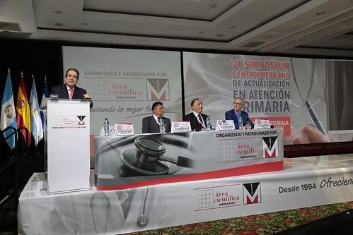 VI Simposium Centroamericano de Actualización en Atención Primaria