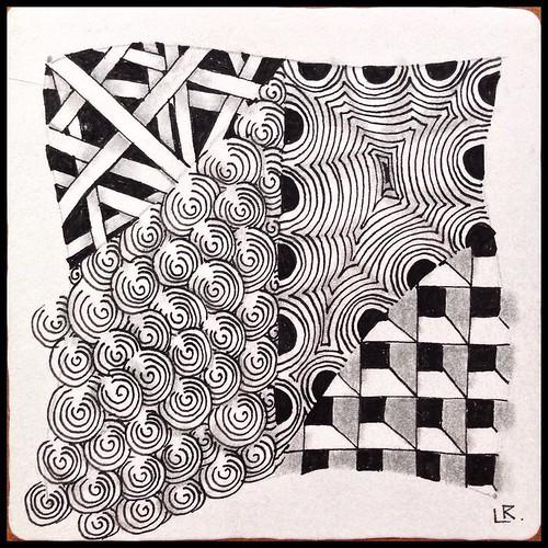 Zentangle 194