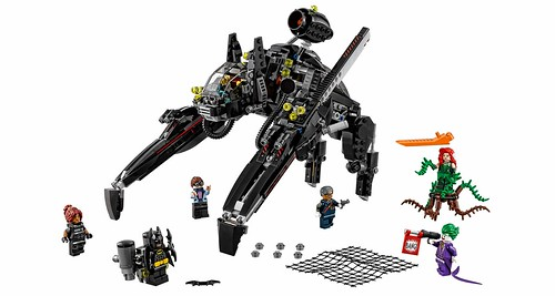 The LEGO Batman Movie 70908 The Scuttler 00