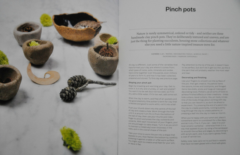 Nature Craft Ideas @ Mt. Hope Chronicles