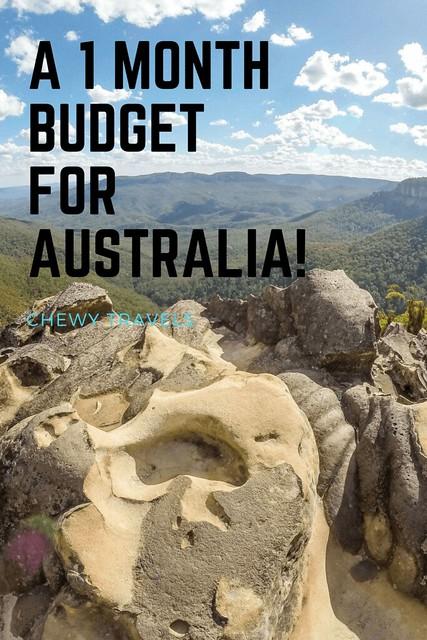 Budget for Australia