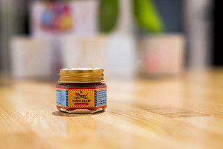 Tiger Balm (221of365)