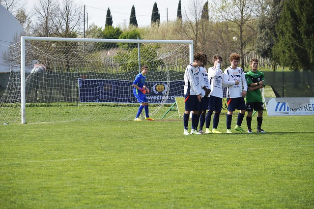 Allievi Elite, Castelnuovosandrà - Virtus Verona 1-2 - 0