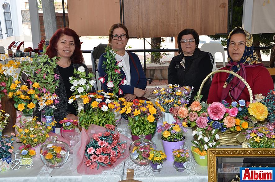 Gülşen Dörtyol, Emine Kılınçay, Meral Yıldız, Ayşe Osmanoğlu