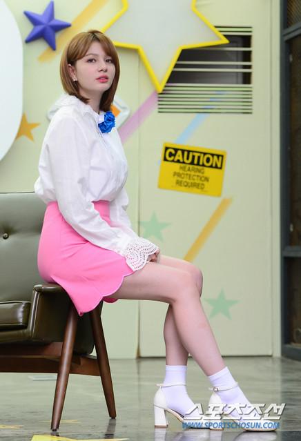 170418 Sports Chosun Interview