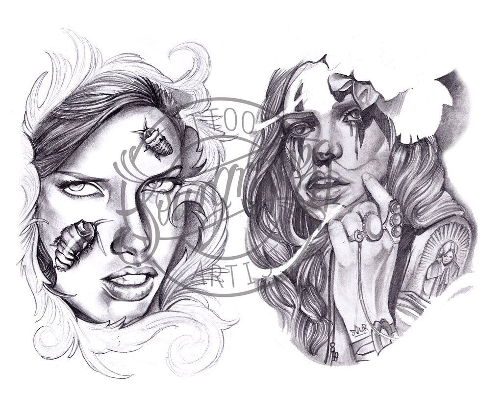 flash17 chicano tattoo design 3 all artwork is available flickr