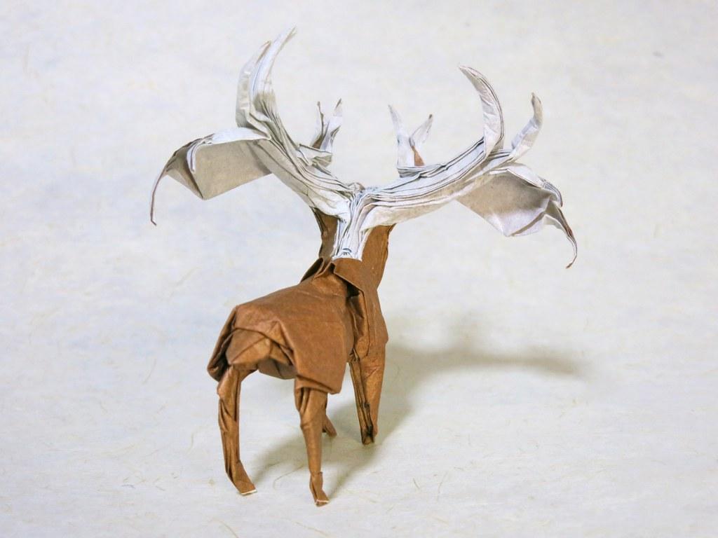 Irish elk/ギガンテウスオオツ...