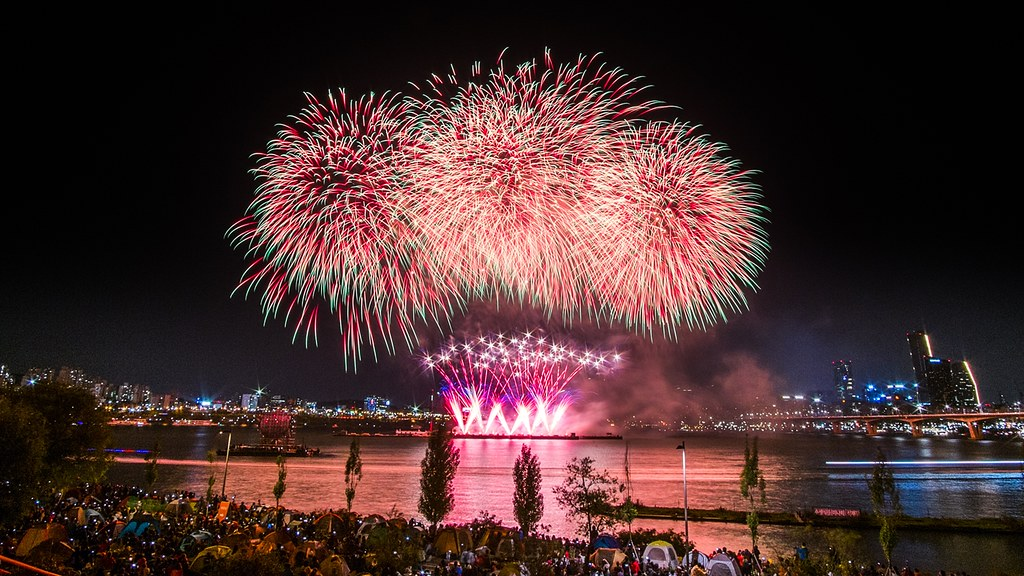 2014 여의도 서울세계불꽃축제 Seoul International Fireworks Festival 2014