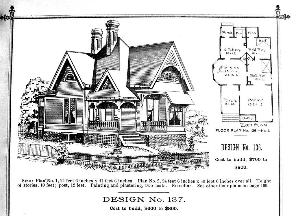 Williamsport IN George F Barber Design No 136 | Courtesy of … | Flickr