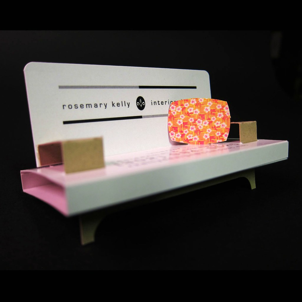 Pop-up Sofa Business Card   Designed by Rob Kelly. Blogged: …   Flickr