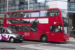 Alexander Dennis Trident Enviro 400 - SN11 BPZ - DN33643 - Tower Transit - London - 140926 - Steven Gray - IMG_0197