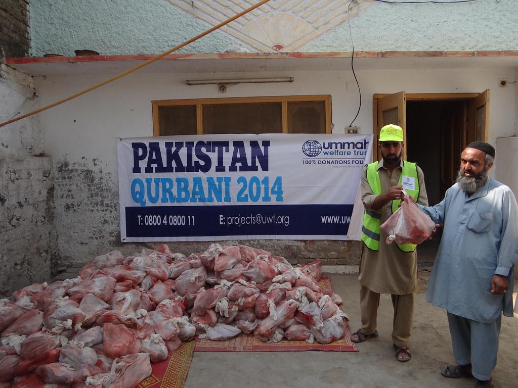 Qurbani Meat Distribution (3) | Ummah Welfare Trust Pakistan | Flickr