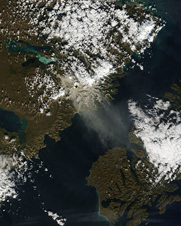Resuspended volcanic ash from Katmai, Alaska | by NASA Goddard Photo and Video
