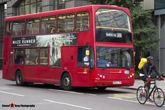 Dennis Trident East Lancs Myllennium Lolyne - LR52 LTN - HTL2 - CT Plus - London - 140926 - Steven Gray - IMG_0203