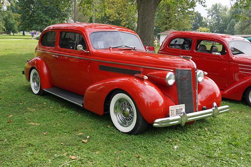 1937 buick 40 special 2 door sedan 2 of 3 photographed for 1937 buick special 2 door