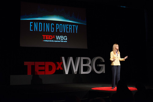 Claudia Costin | by TEDxWBG