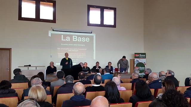 Ollolai 25 febbraio 2017 La Base - Assemblea regionale