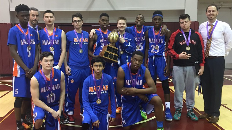 2016-17 Senior Boys Basketball Championship