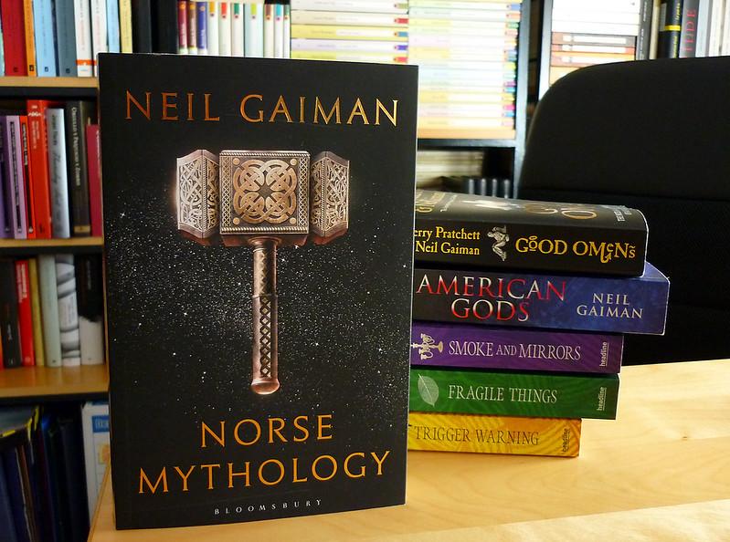 Norse Mithology - Neil Gaiman