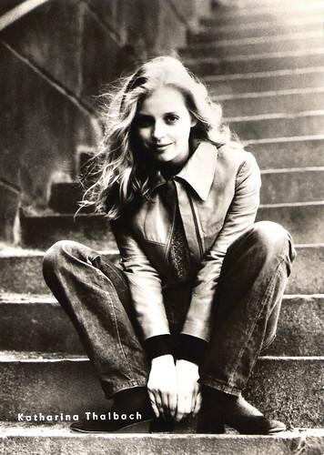 Katharina Thalbach in Es ist eine alte Geschichte (1972)