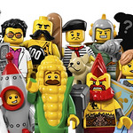 LEGO 71018 Collectible Minifigures series 17
