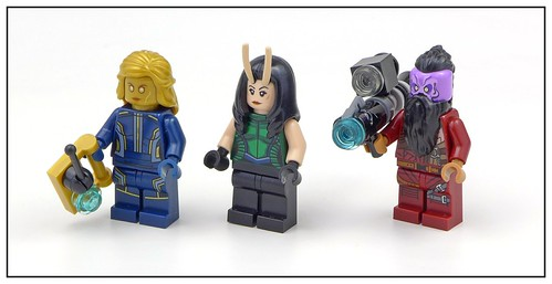LEGO SuperHeroes Guardians of the Galaxy Vol 2 (2017) figures13