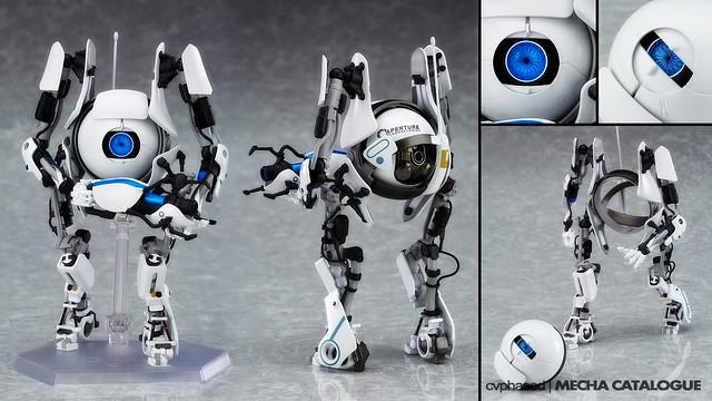 """Figma """"Portal 2"""" ATLAS"""