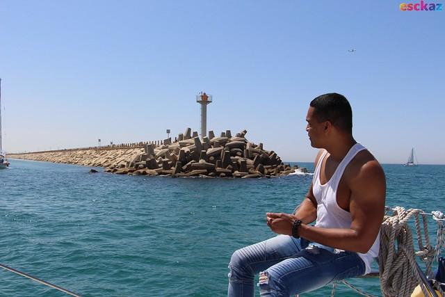 Israel calling boat trip