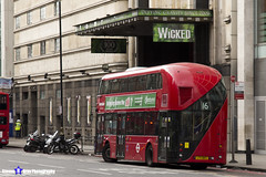 Wrightbus NRM NBFL - LTZ 1803 - LT803 - Cricklewood 16 - Metroline - London 2017 - Steven Gray - IMG_8231