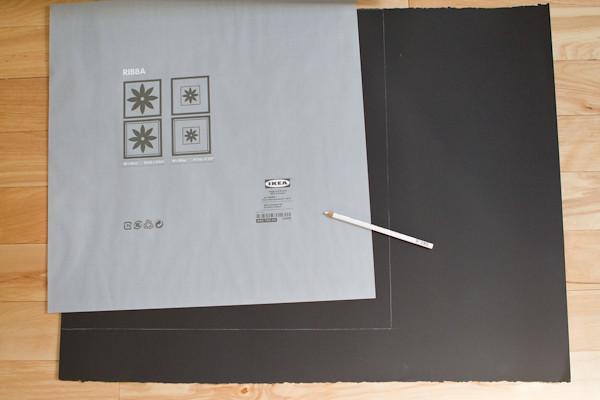 Lalaloopsy Tinies Display: paper size
