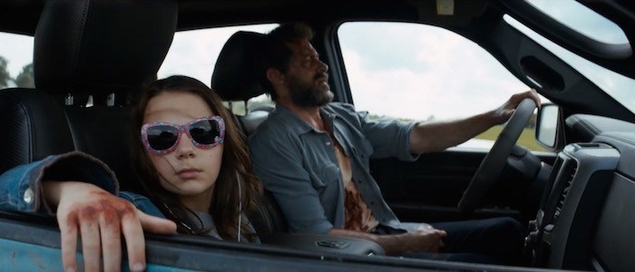 Dafne Keen and Hugh Jackman breathe new life into an ailing franchise with LOGAN.