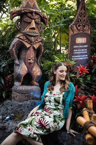Tiki Room photo by D Park Photography | by The Tiki Chick