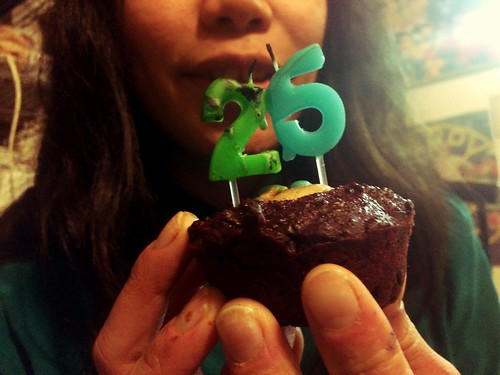 Ana's 25 Beet Muffin (March 28 2016)