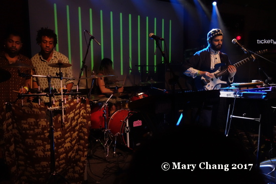Flamingods, British Music Embassy, Latitude 30, Wednesday 15 March 2017