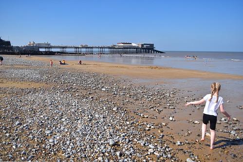 Cromer Beach, UK