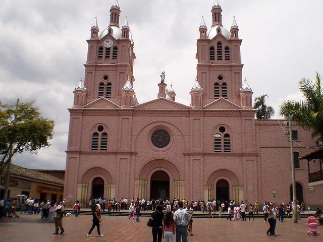 Basílica del Señor de Los Milagros (Buga, Valle del Cauca)
