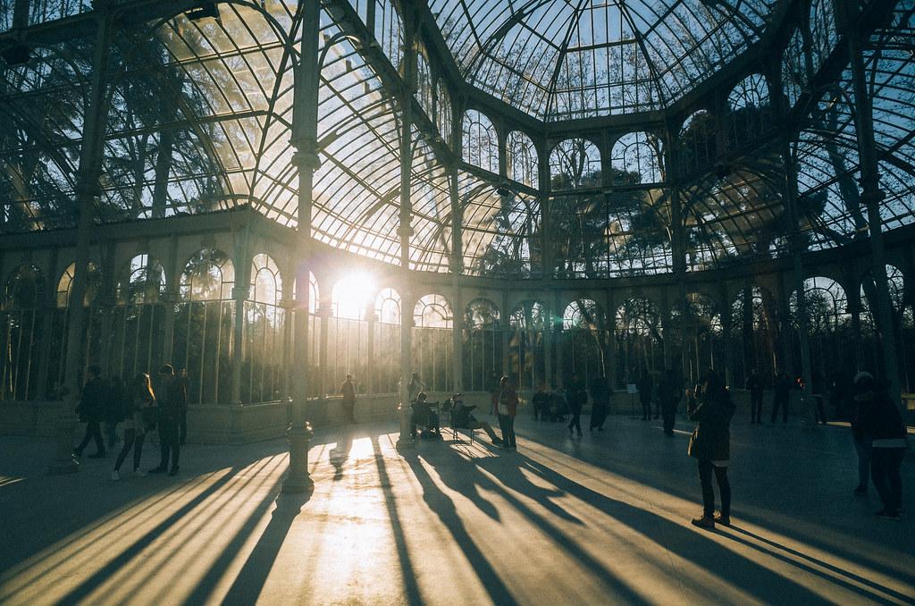 Madrid: Palacio de Cristal